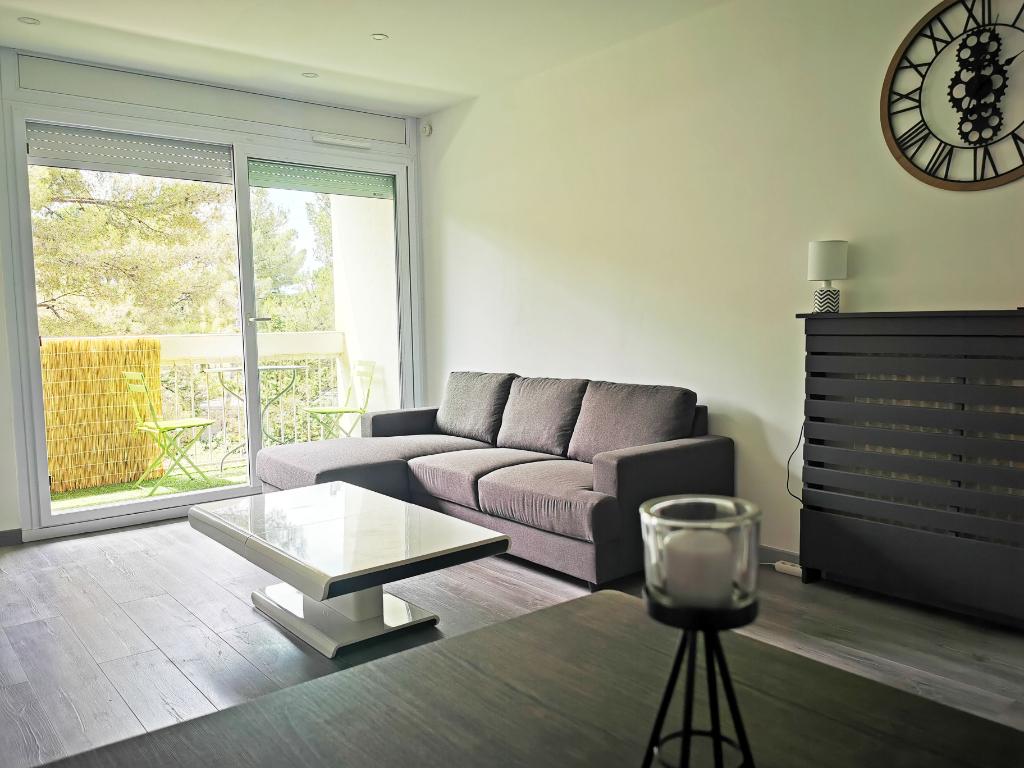 Superbe meublé sans vis à vis