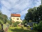 Maison de garde barrière a Vergigny de 110 m²  4 pieces 3 chambres  sur un terrain de 1456 m²