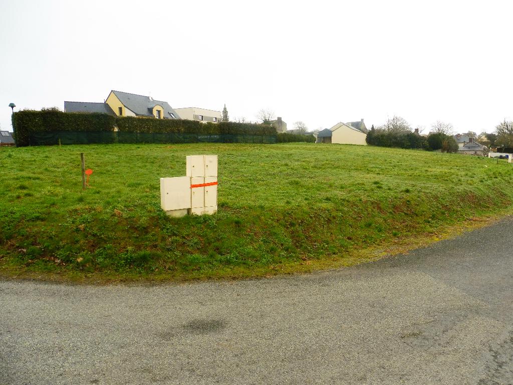 Terrain La Guerche De Bretagne 675 m2