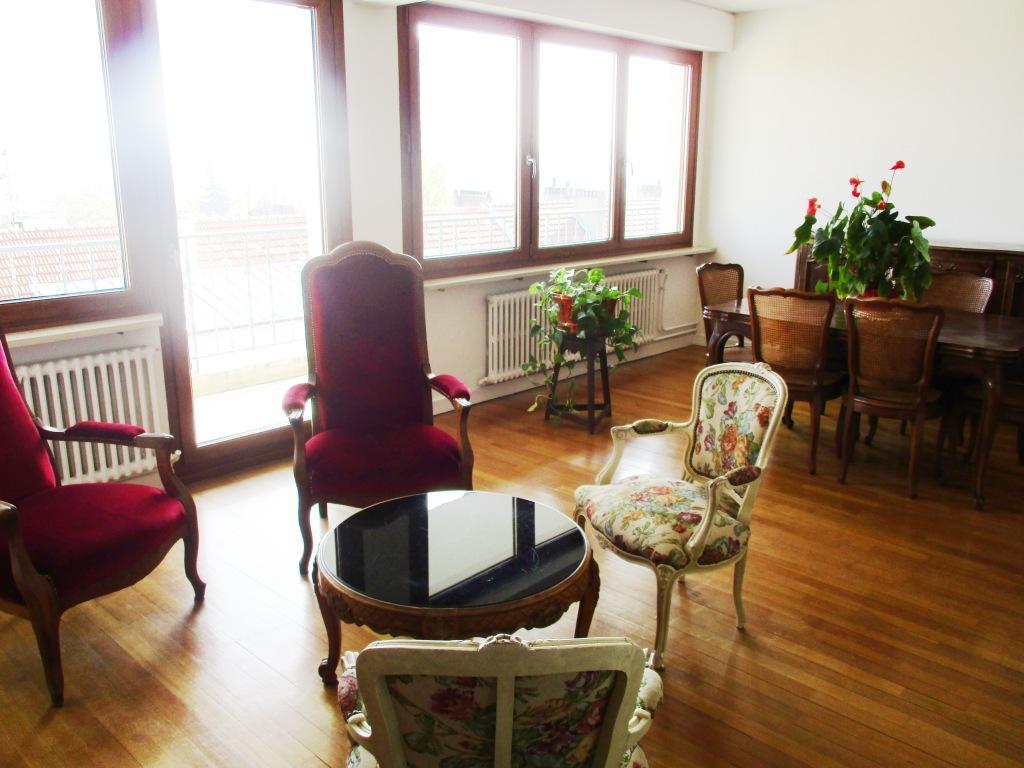 Appartement 5 pièces avec cave et box à vendre à METZ SABLON