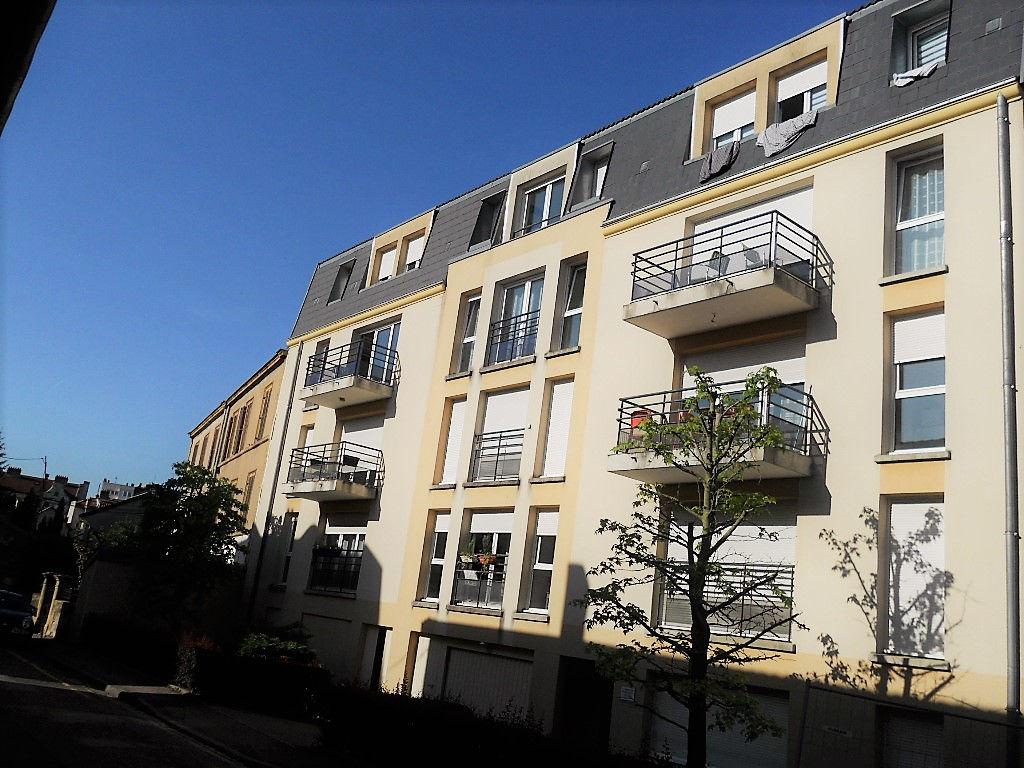 Appartement 3 pièces 68 m² 2 chambres Balcon Garage à vendre à METZ Sablon