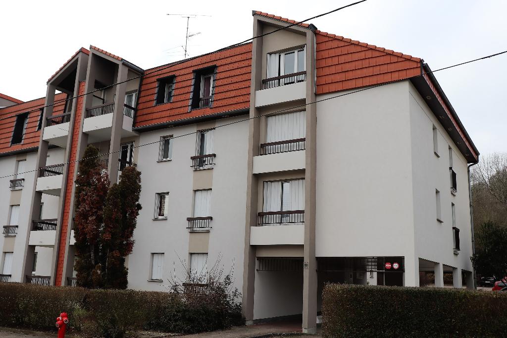 Appartement 2 pièces 42 m² 1 chambre 2 parkings à vendre à METZ