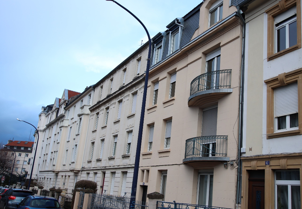 Appartement 3 pièces 69.50 m² 2 chambres à louer à METZ SABLON