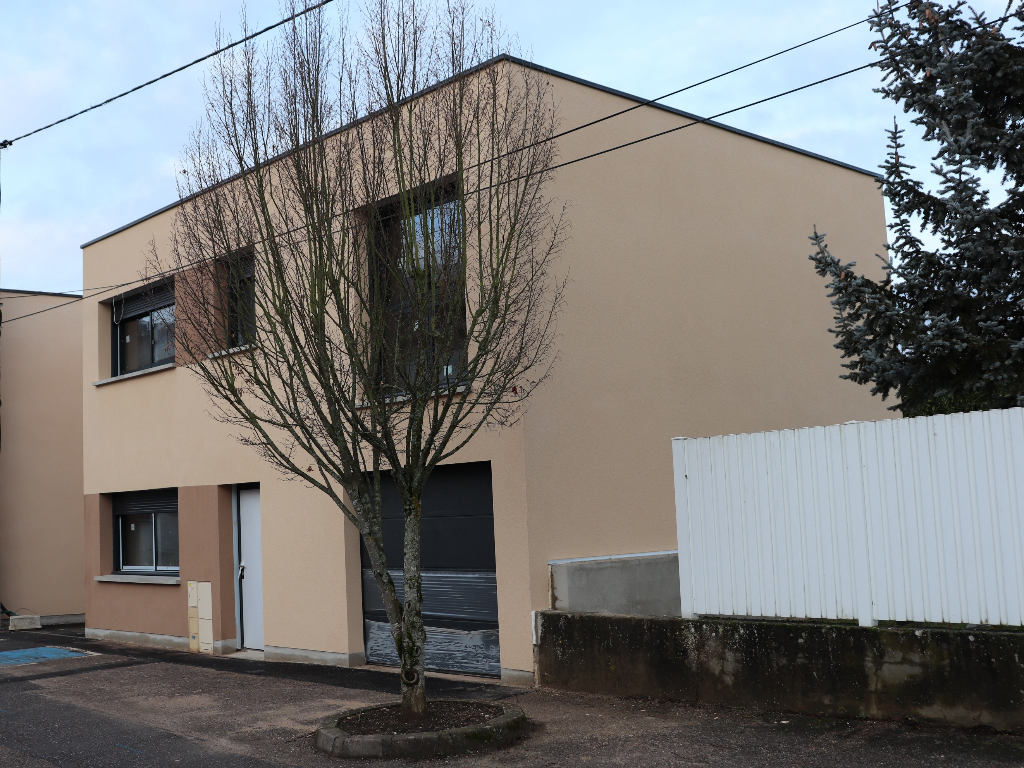 Maison neuve 5 pièces de 92 m² garage jardin à vendre à WOIPPY - METZ