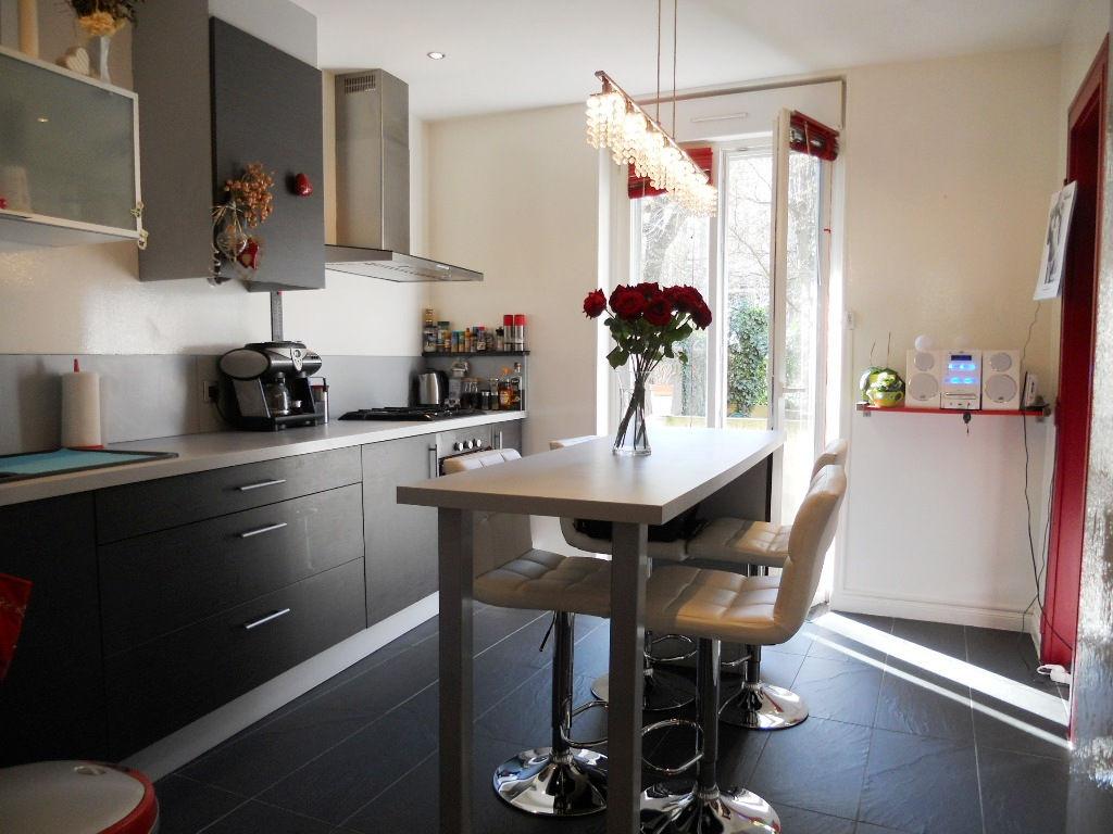 Appartement meublé 2 pièces 52 m² Jardin à louer à METZ Sablon