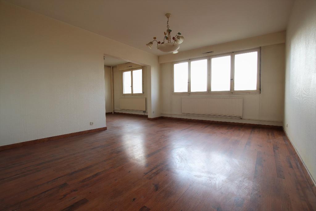 Appartement 4 pièces 2 chambres 84 m² avec garage à vendre à METZ Sablon