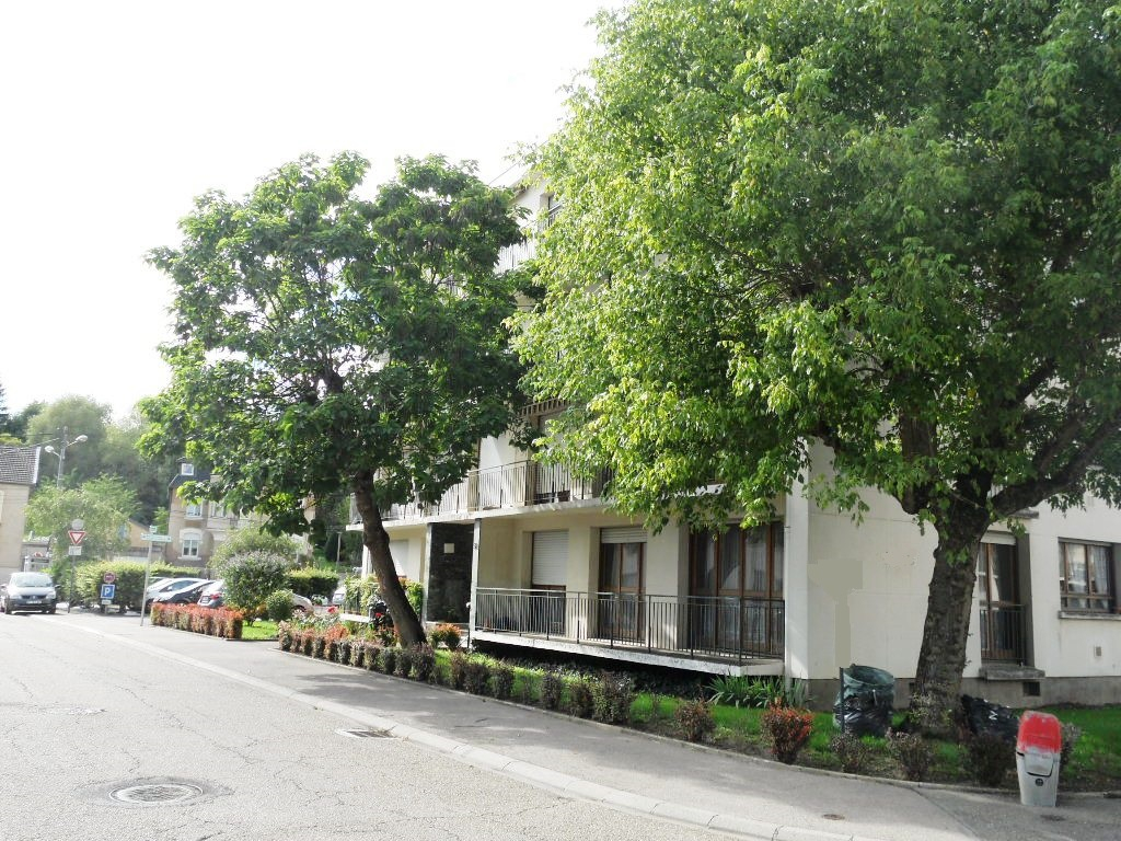 En dernier étage, appartement 3 pièces de 71m² avec cave, garage et parking à louer - LE BAN-SAINT-MARTIN