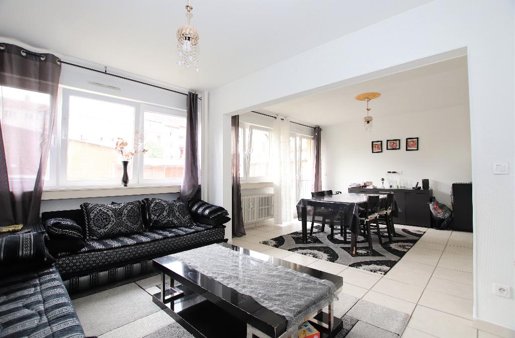 Appartement 5 pièces 89 m² 3 chambres à vendre à METZ SABLON, proche gare