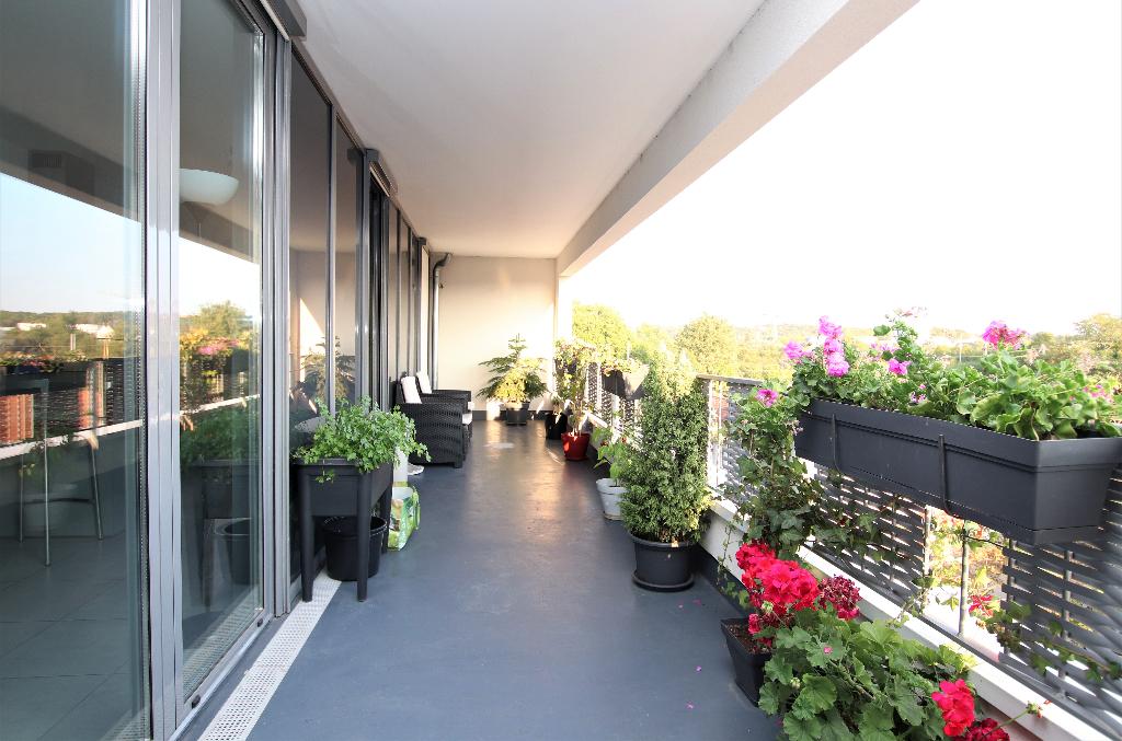 Appartement 3 pièces 66.10 m²  Loggia Garage à vendre à METZ Sablon