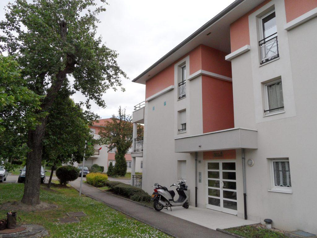 Appartement 3 pièces 60 m² terrasse parking à louer à METZ Vallières