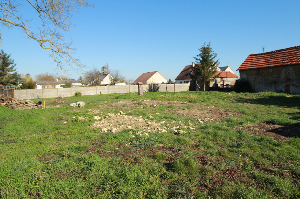 Terrain à bâtir proche Auneau 533 m²