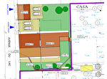 Centre ville d'ARSAC : Maison en pierre À RÉNOVER de près de 150 m2