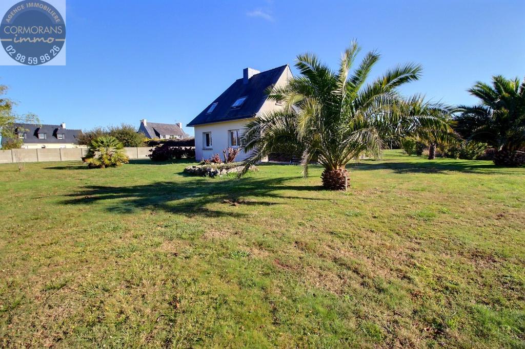 Maison de 2002 à PENMARCH -  5 ch + grand terrain - Vue PHARE D'ECKMUHL