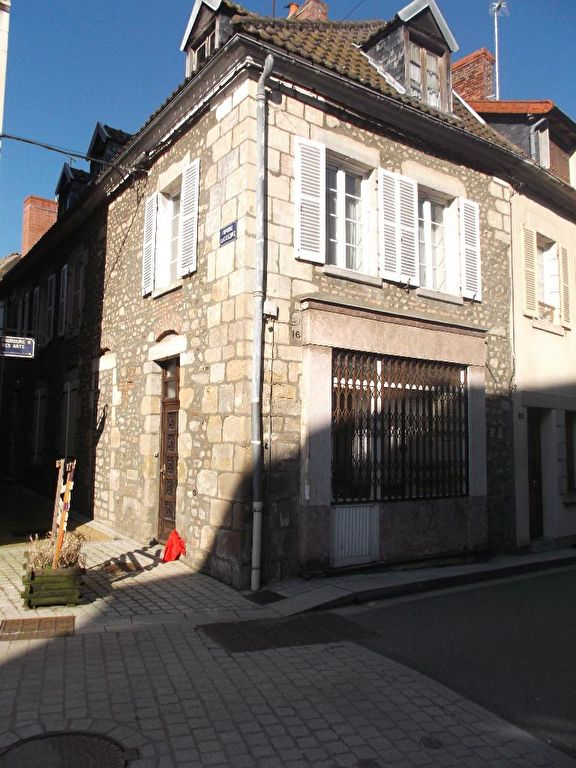 Maison Evaux Les Bains 5 pièce(s) 130 m2