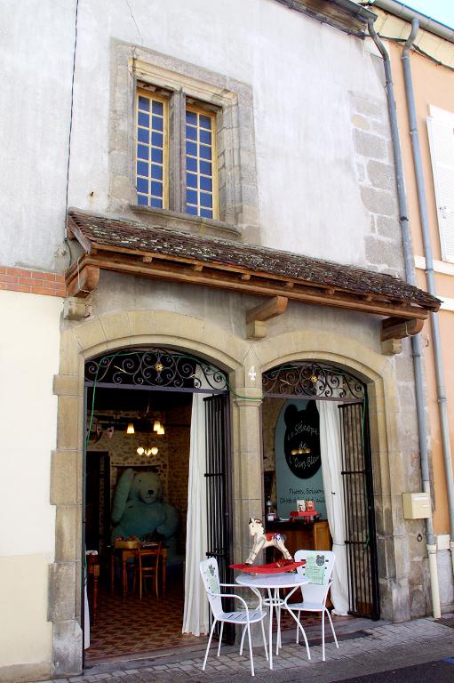 Ensemble immobilier Evaux Les Bains