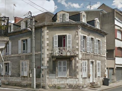 Immeuble Montlucon