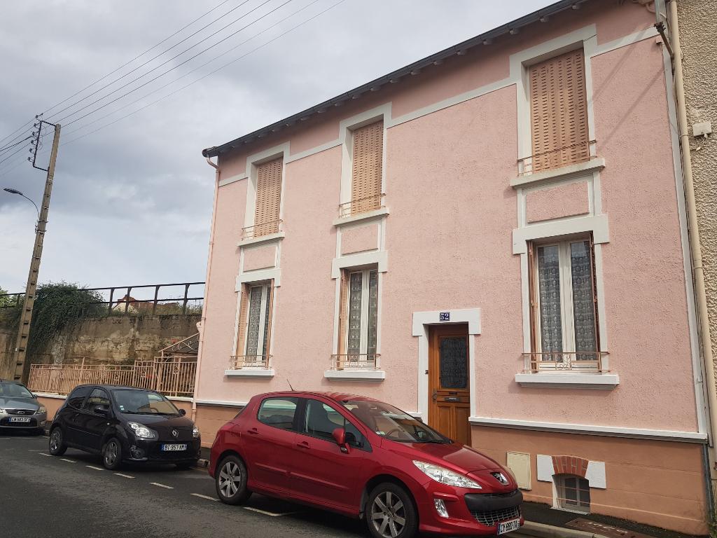 Maison Montlucon 4 pièce(s) 80 m2