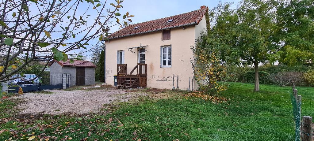 Maison au calme proche Varennes sur allier