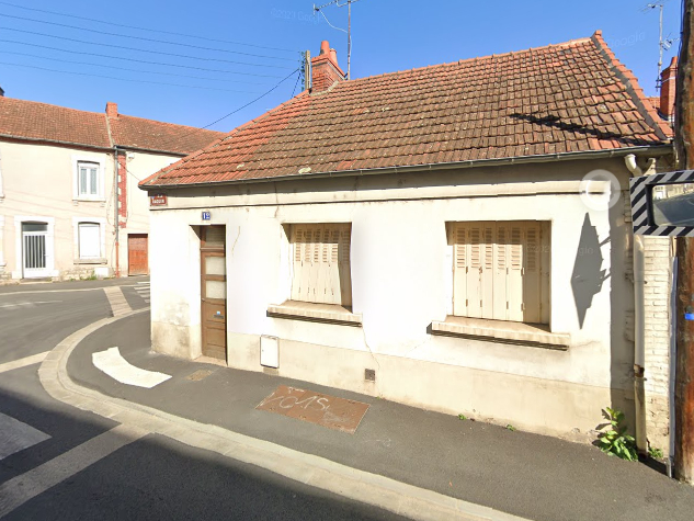 Maison Montlucon 2 pièce(s) 47 m2