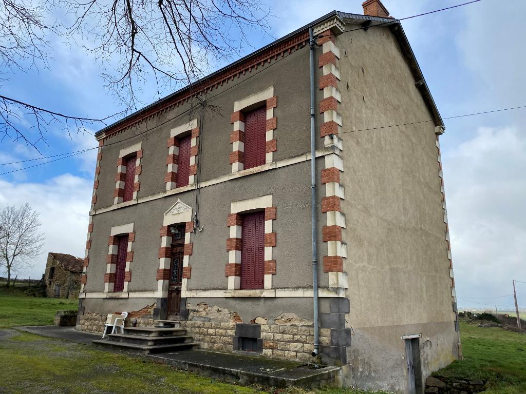 Maison Chambonchard 7 pièce(s) 122.54 m2