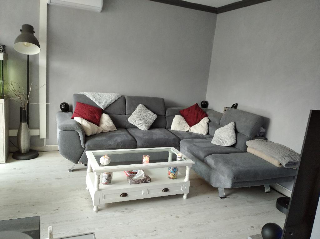 Hyper centre ville Appartement Montlucon 2 pièce(s) 46 m2