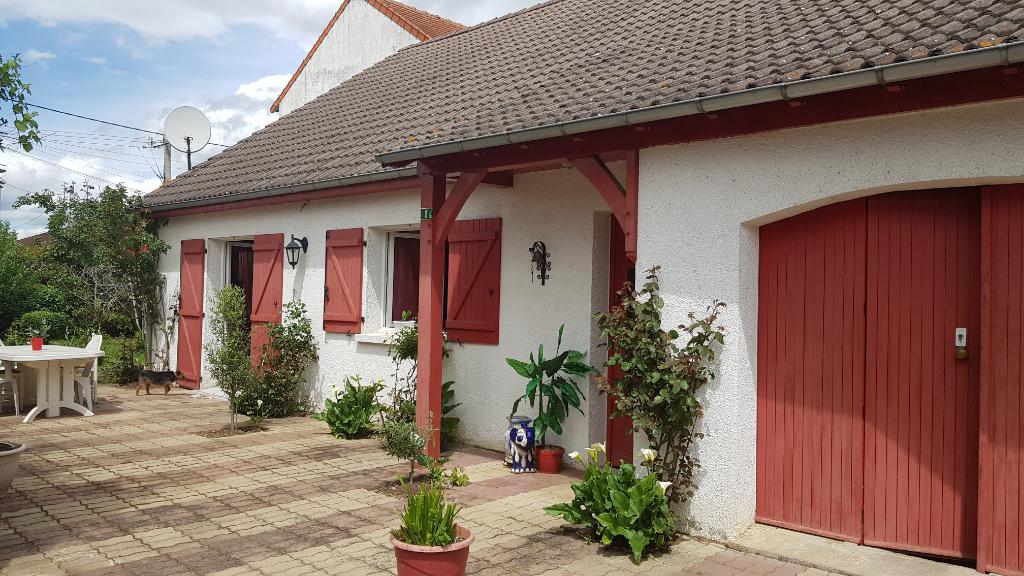 Maison Domerat 3 pièce(s) 90 m2