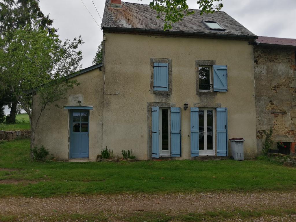 Maison Marcillat En Combraille 4 pièce(s)