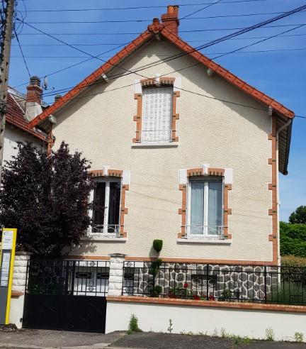 Maison Montlucon 4 pièce(s) 130 m2