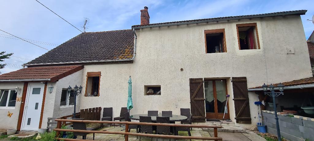 Contigny maison 150 m²