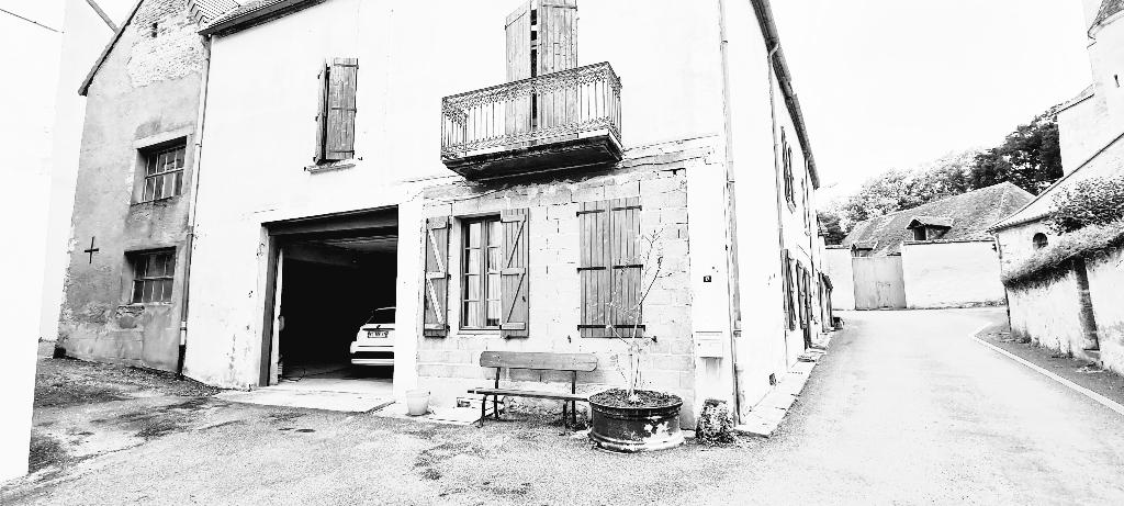 Maison de village Jaligny sur Besbre