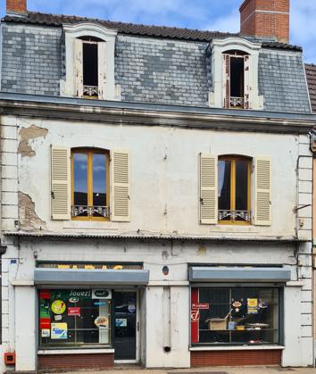 Immeuble  St Pourçain sioule
