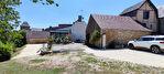 CUZANCE - Maison avec grange, une chambre, un bureau avec cour, terrasse à 7 mn des commerces