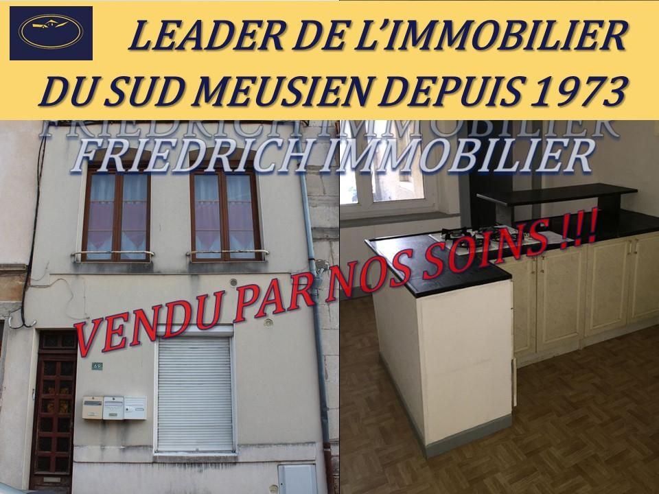 IMMEUBLE DE RAPPORT PROCHE CENTRE - LIGNY-EN-BARROIS