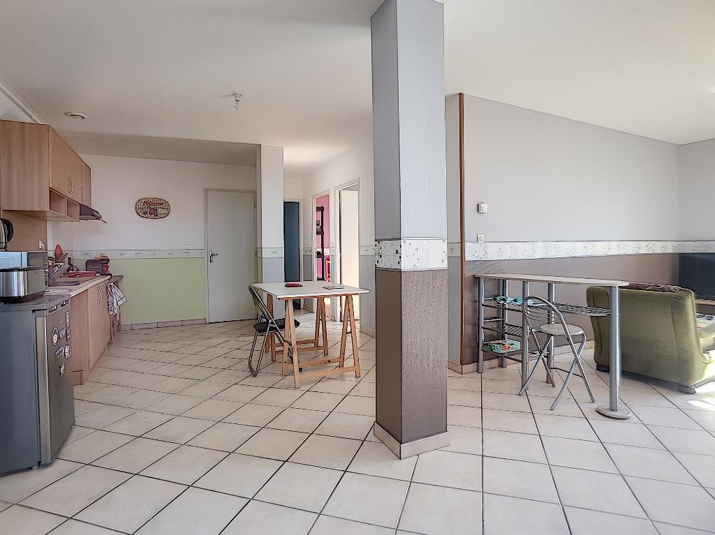 A louer Appartement LIGNY EN BARROIS 400 3 piéces