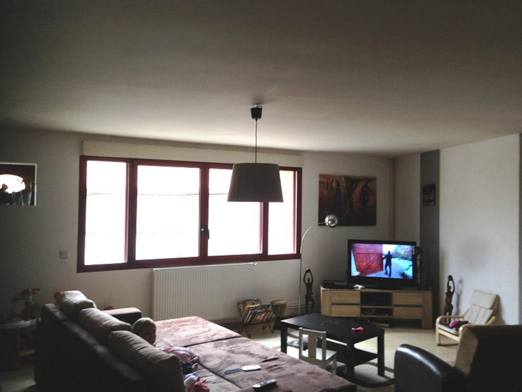 Immeuble mixte habitation/commercial - SORCY ST MARTIN