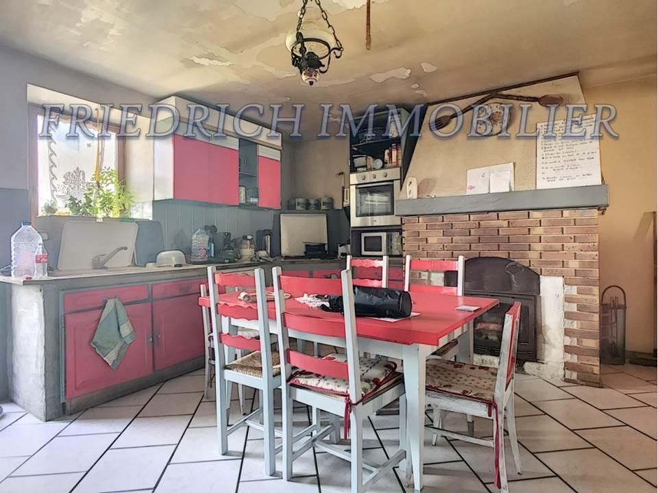 A vendre Maison SAINT MAURICE SOUS LES COTES 216m² 65.000