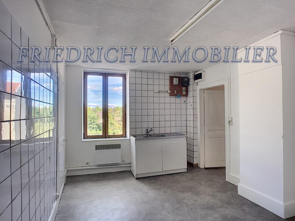 A louer Appartement LEROUVILLE 58m² 280