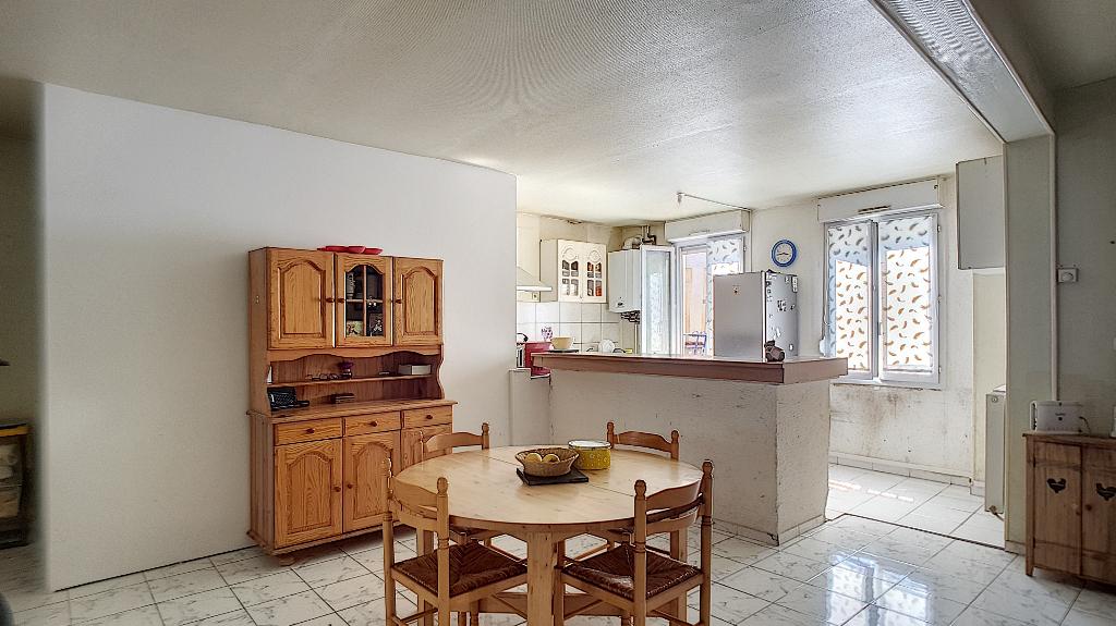 A vendre Maison LIGNY EN BARROIS 80.000 5 piéces