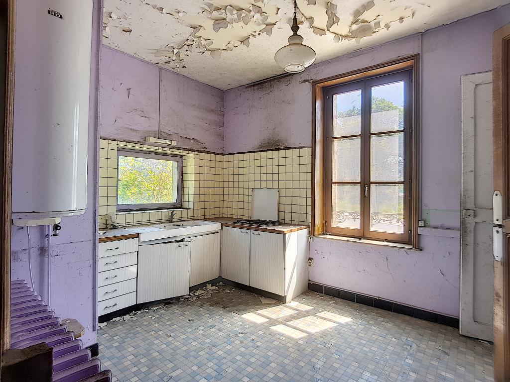 A vendre Maison HOUDELAINCOURT 8 piéces