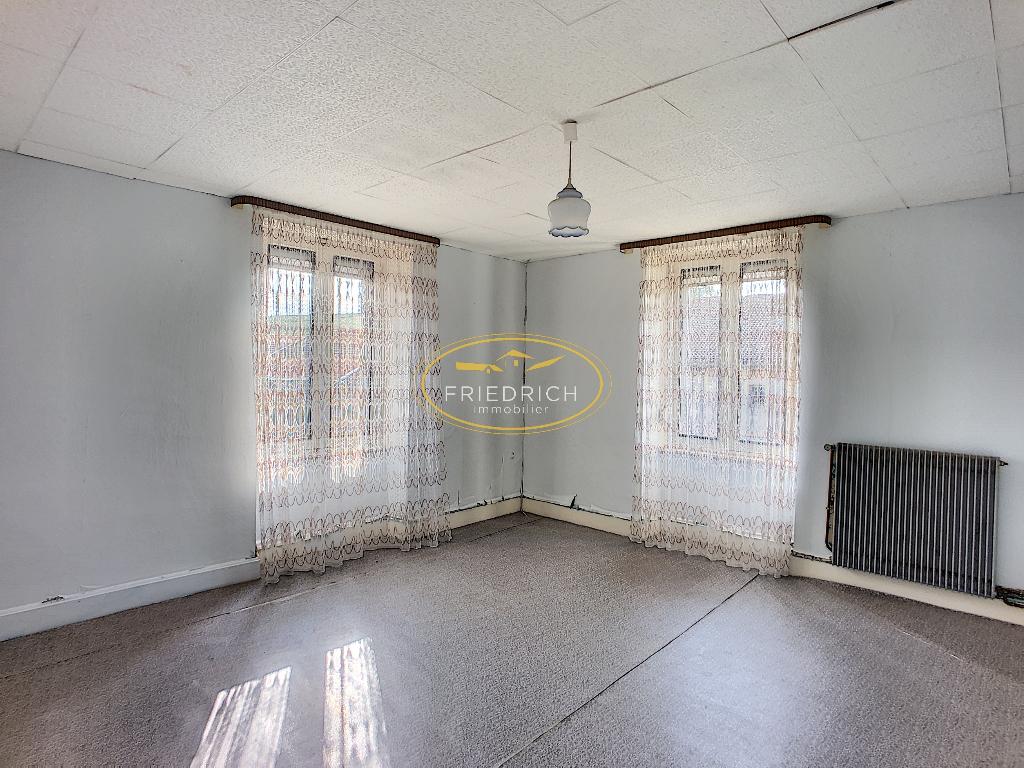 A vendre Maison GRIMAUCOURT PRES SAMPIGNY 187m² 45.000 9 piéces