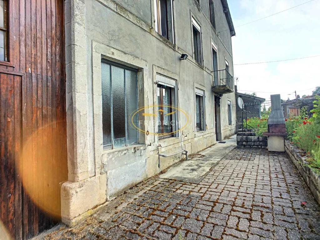 A vendre Maison GRIMAUCOURT PRES SAMPIGNY 187m²