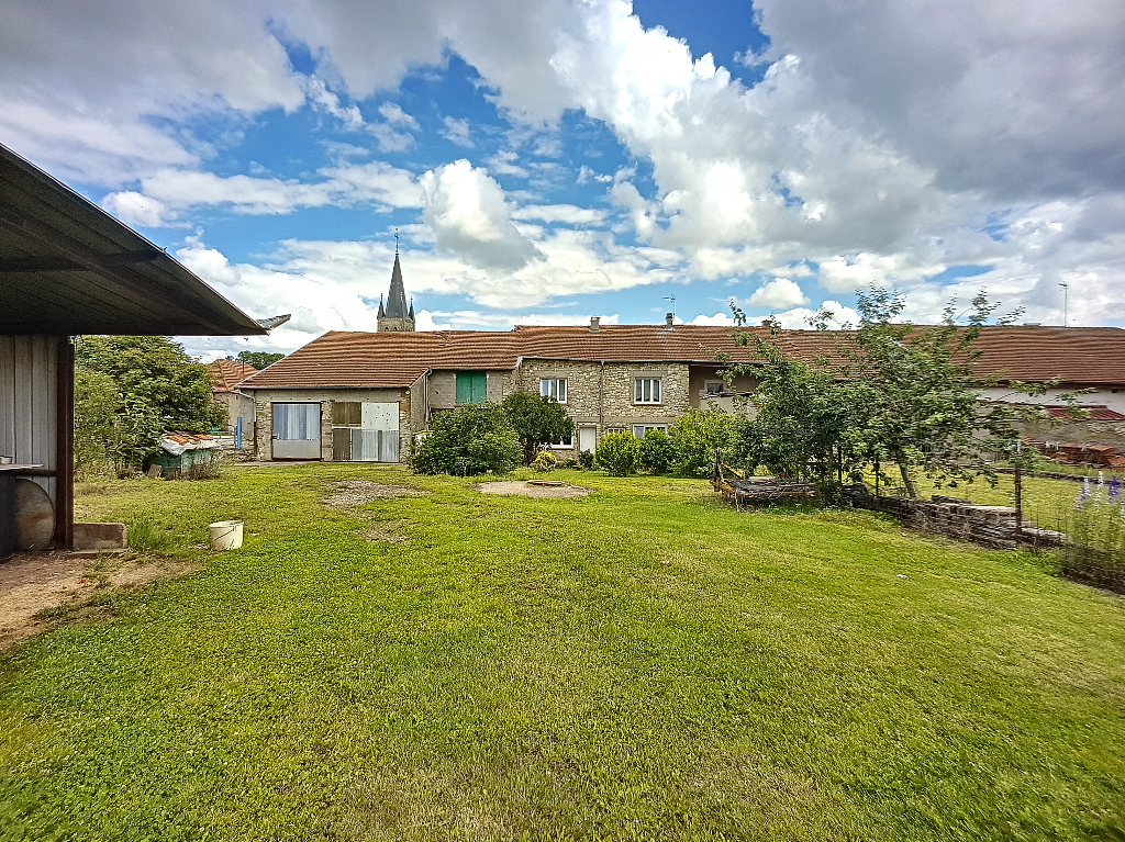A vendre Maison LIGNY EN BARROIS 108m² 95.000
