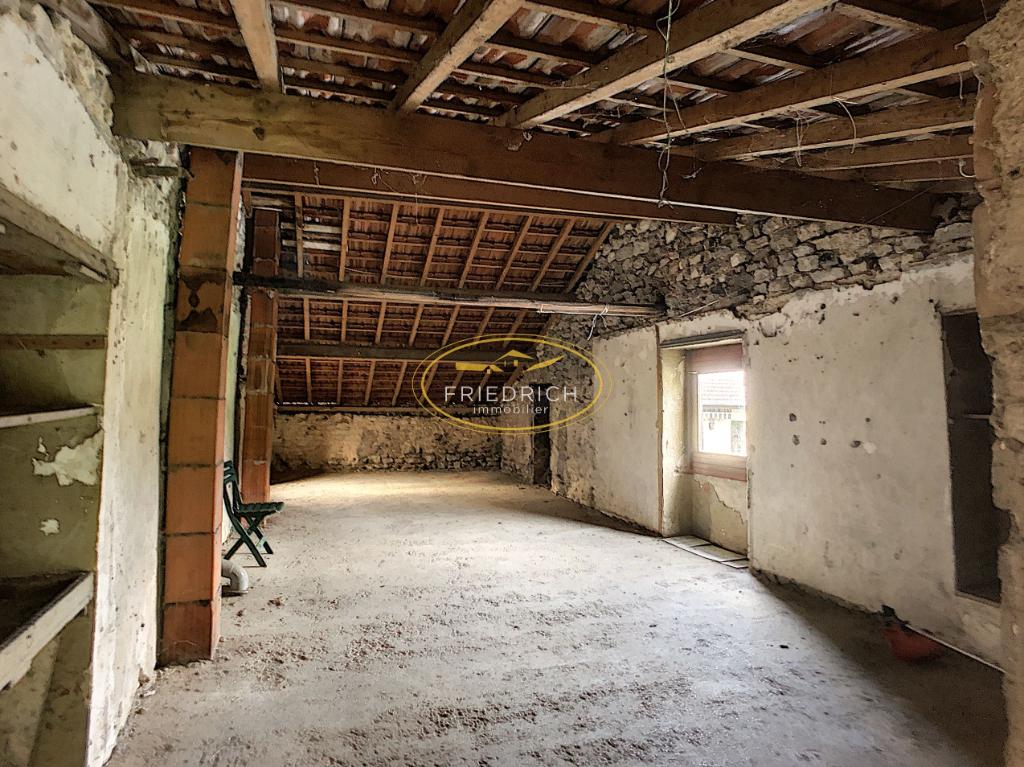 A vendre Maison SAINT MIHIEL 52m² 30.000 3 piéces