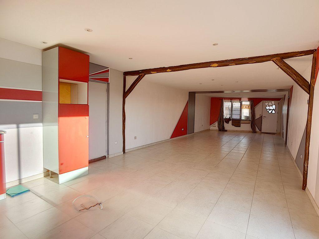 A vendre Maison BAR LE DUC 115.000 4 piéces