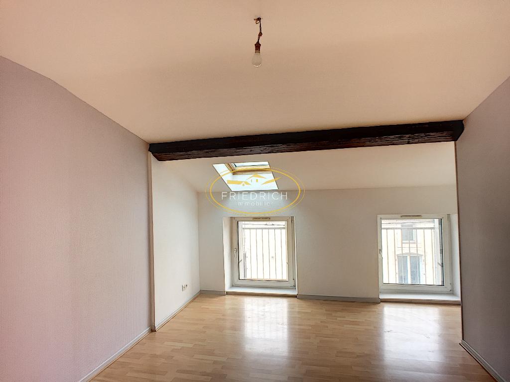 A louer Appartement COMMERCY 47m² 2 piéces