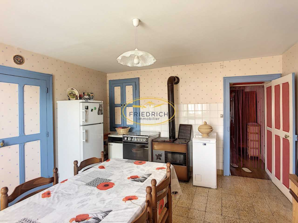 A vendre Maison SAMPIGNY 60m² 67.000