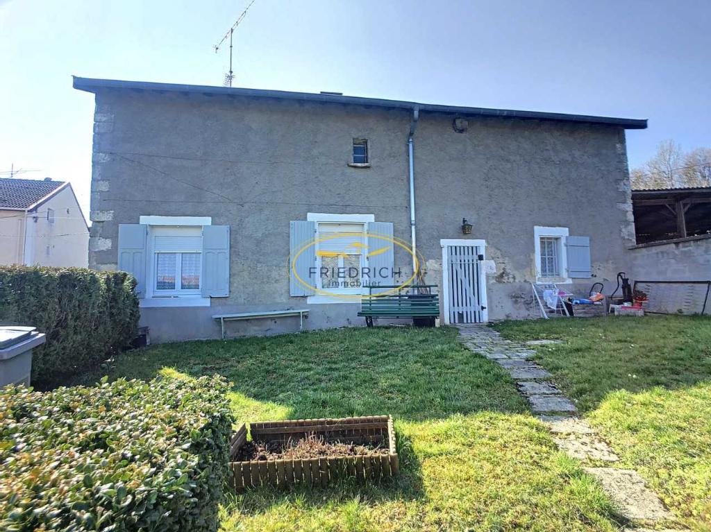 A vendre Maison SAMPIGNY 60m²