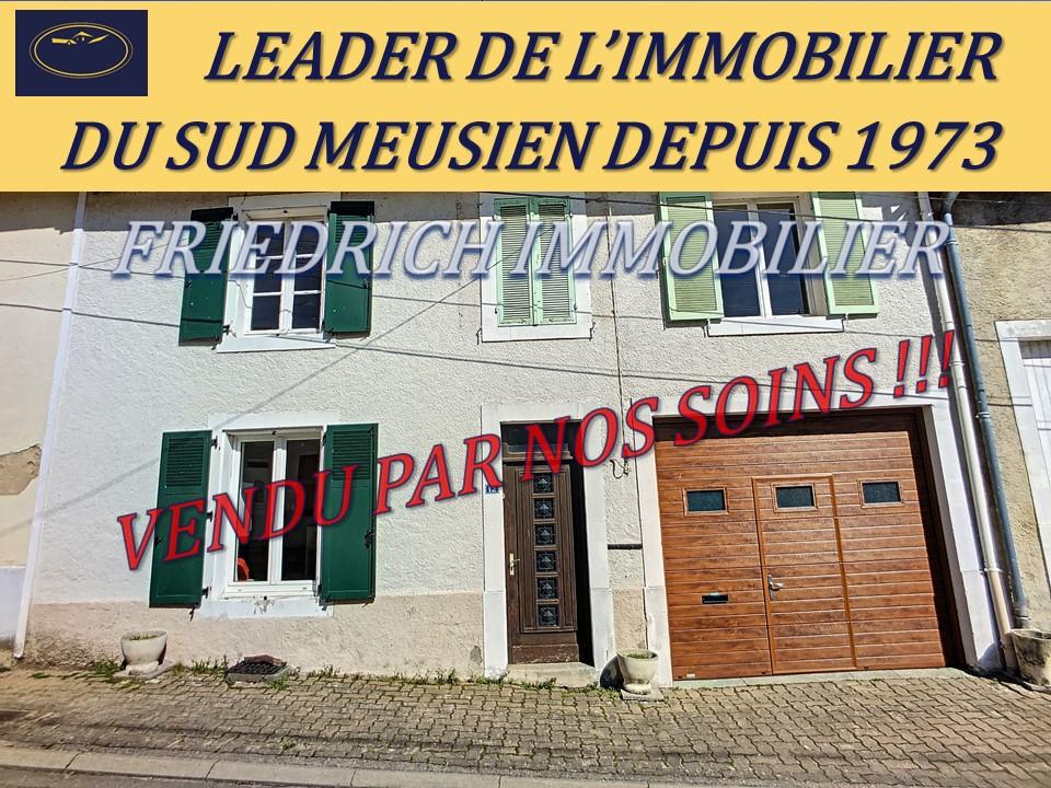 A vendre Maison DOMPCEVRIN 120m² 6 piéces