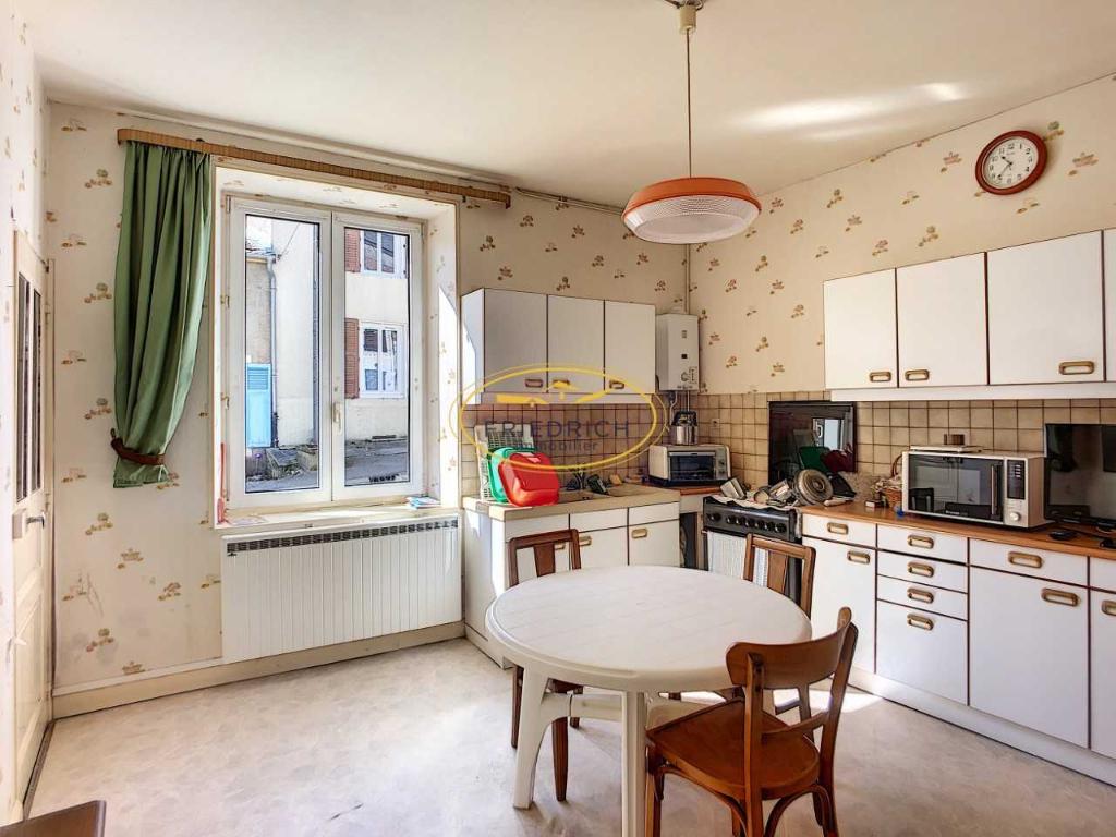 A vendre Maison DOMPCEVRIN 120m²