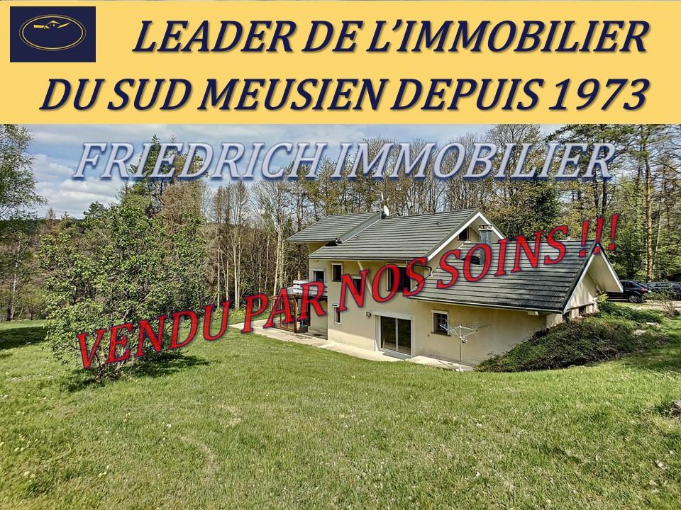 A vendre Maison SAMPIGNY 150m² 450.000 6 piéces